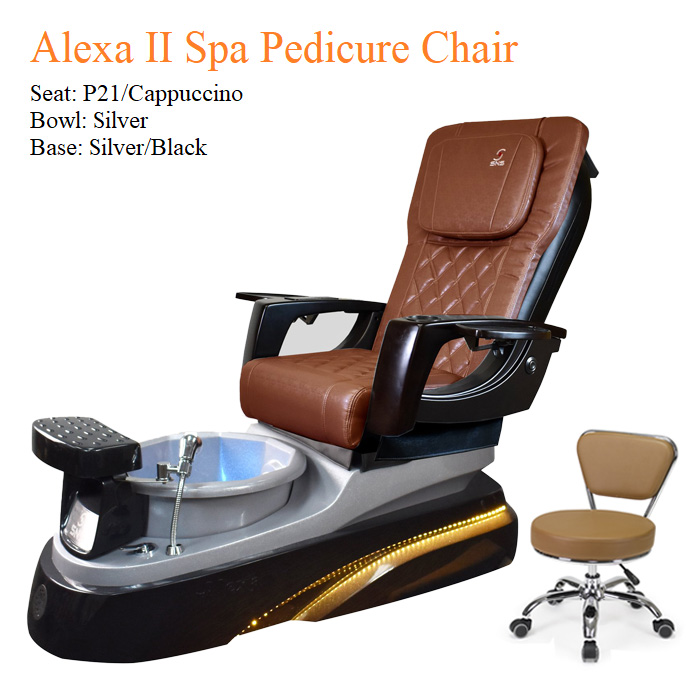 Alexa II Spa Pedicure Chair with Magnetic Jet – Smart Control High Quality 2 - All Best Deals