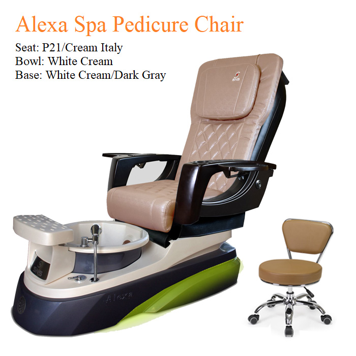 Alexa Spa Pedicure Chair with Magnetic Jet – Smart Control High Quality