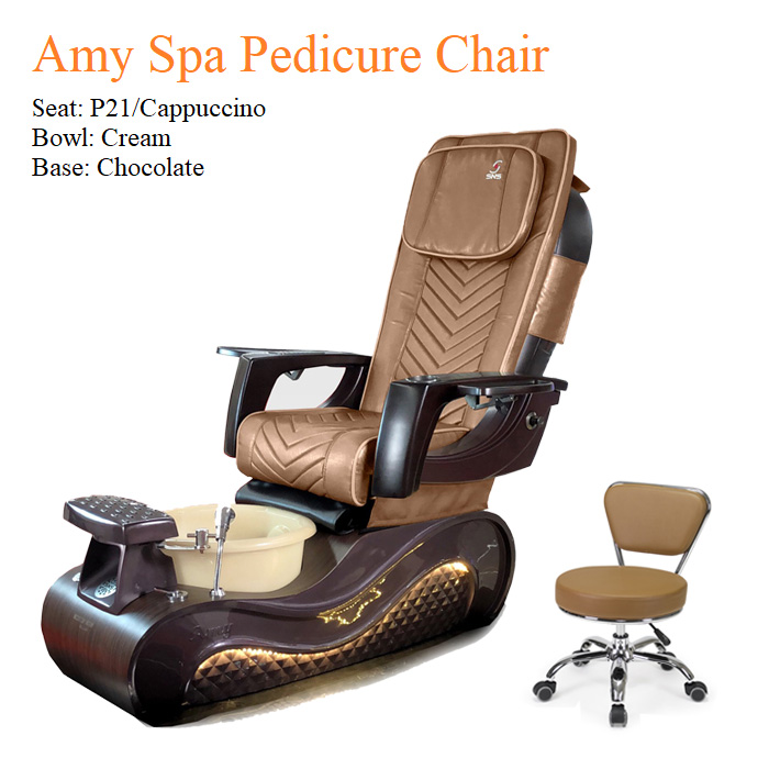 Amy Luxury Spa Pedicure Chair with Magnetic Jet – Smart Control High Quality 1 - Khuyến mãi