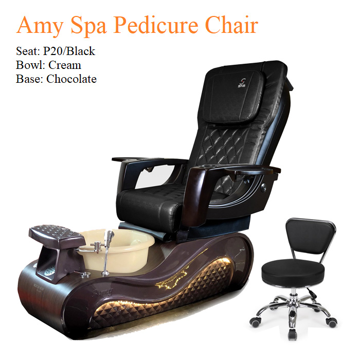 Amy Luxury Spa Pedicure Chair with Magnetic Jet – Smart Control High Quality 4 - Khuyến mãi