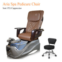 Aria Luxury Spa Pedicure Chair with Magnetic Jet – High Quality 1 247x247 - Equipment nail salon furniture manicure pedicure