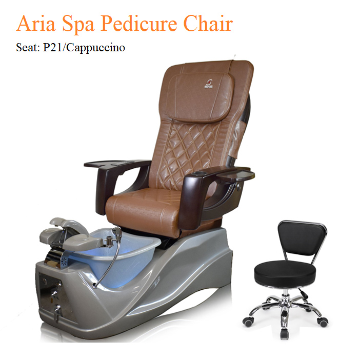 Aria Luxury Spa Pedicure Chair with Magnetic Jet – High Quality 1 - All Best Deals