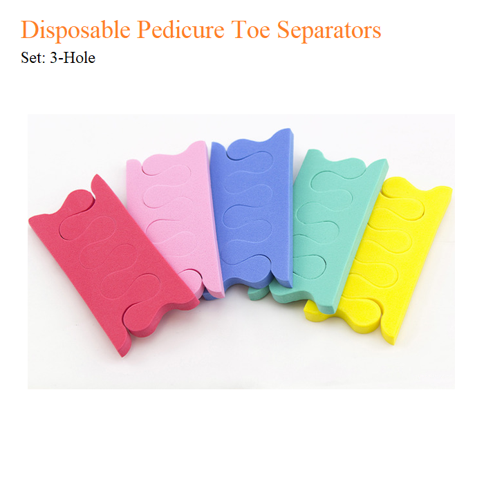 Disposable Pedicure Toe Separators