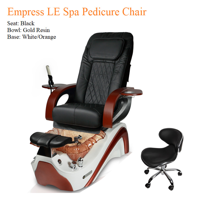 Empress LE Spa Pedicure Chair – High Quality with American-Made