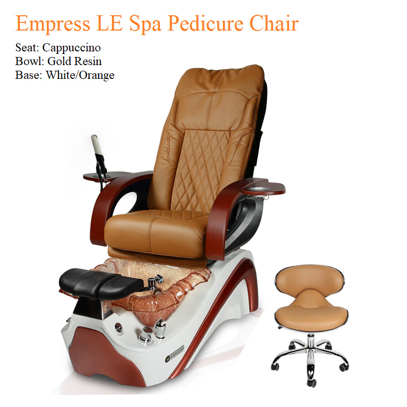 Empress LE Spa Pedicure Chair – High Quality with American Made 3 - All Best Deals