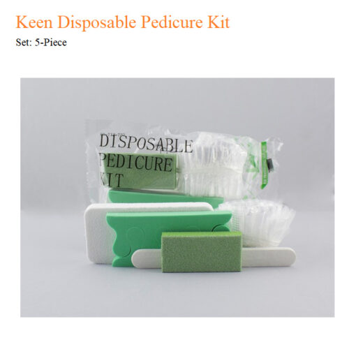 Keen Disposable Pedicure Kit