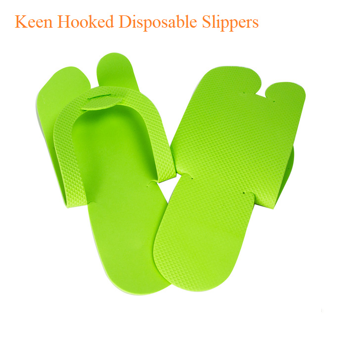 Keen Hooked Disposable Slippers
