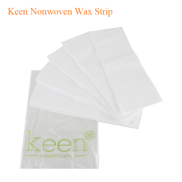 Keen Nonwoven Wax Strip