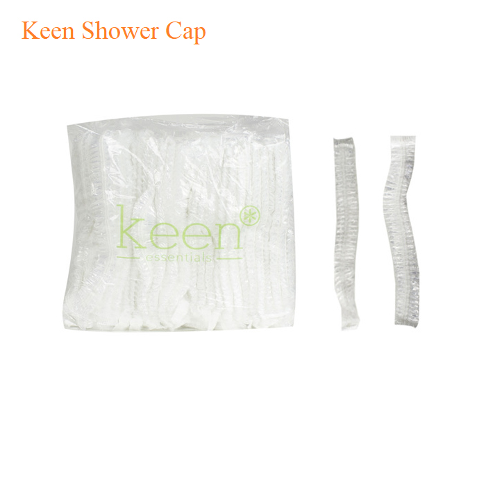 Keen Shower Cap