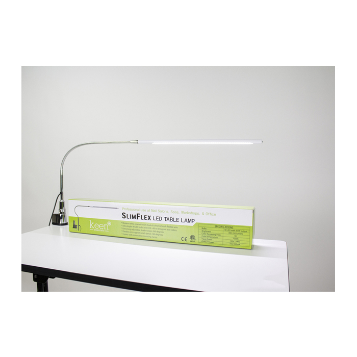 Keen Slimflex LED Table Lamp