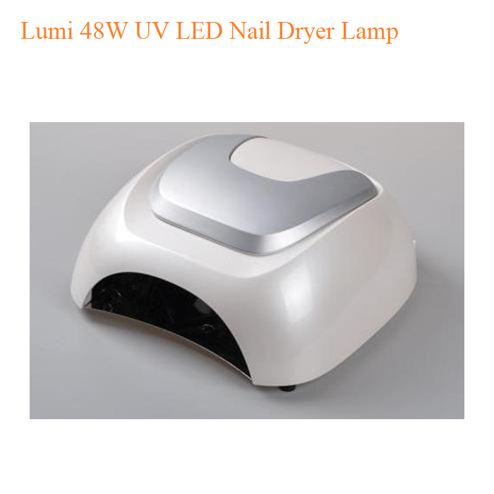 Lumi 48W UV LED Nail Dryer Lamp