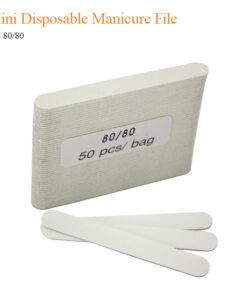Mini Disposable Manicure File