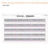 White Sonoma Double Shelves Powder and Polish Rack 3 100x100 - Kệ Trưng Bày Đôi Nước Sơn và Bột Đắp White Sonoma