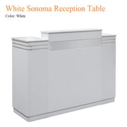 Quầy Tiếp Tân White Sonoma