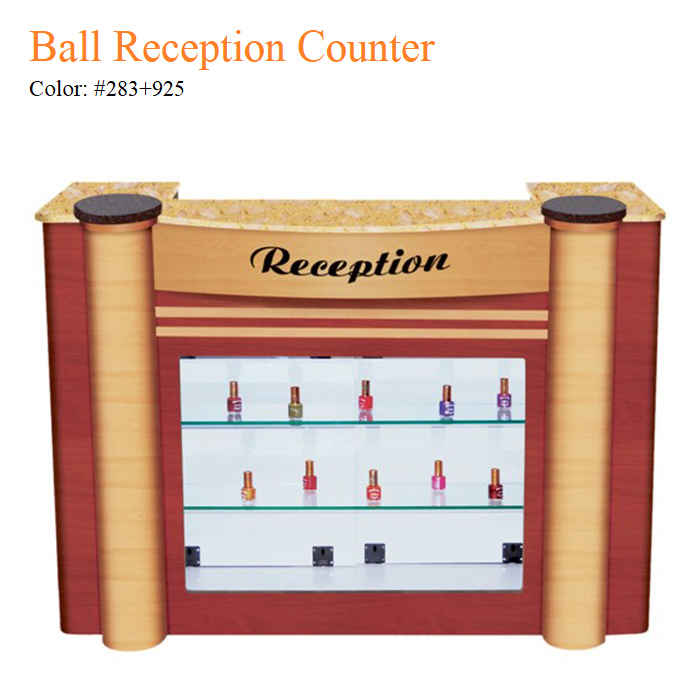 Ball Reception Counter – Yellow Marble
