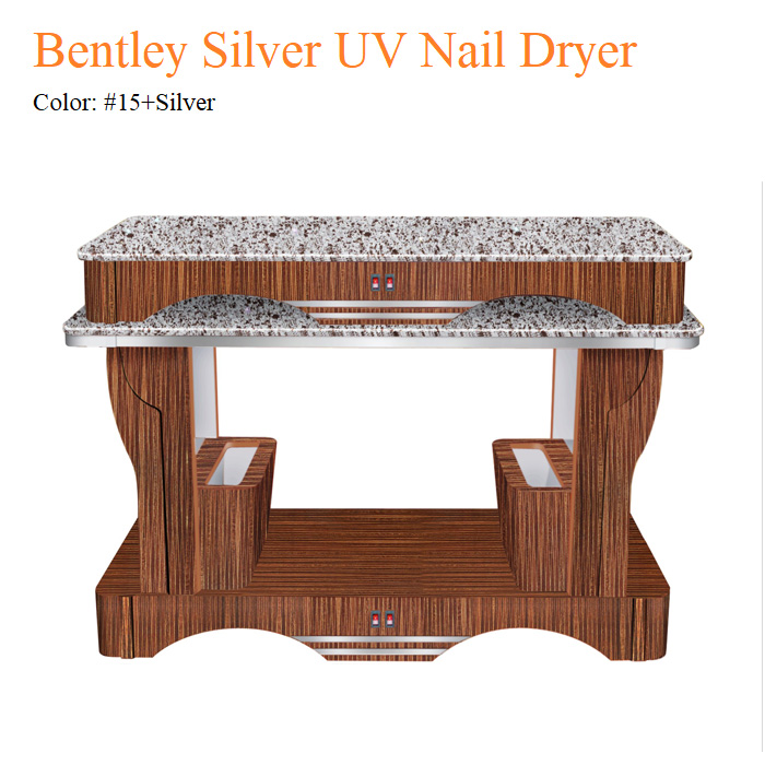 Bentley Silver UV Nail Dryer
