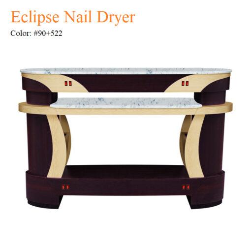 Eclipse Nail Dryer – White Stone Top