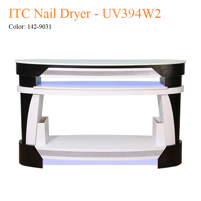 ITC Nail Dryer UV394W2 – White Marble