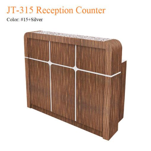JT-315 Reception Counter
