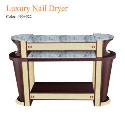 Luxury Nail Dryer White Stone Top 01 247x247 - Equipment nail salon furniture manicure pedicure