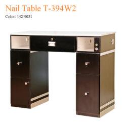 Nail Table T 394W2 02 247x247 - Equipment nail salon furniture manicure pedicure