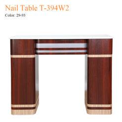 Nail Table T 394W2 White Marble 03 247x247 - Equipment nail salon furniture manicure pedicure