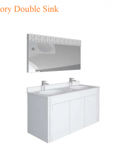 Ivory Double Sink – 60 inches