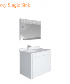 Ivory Single Sink – 39 inches