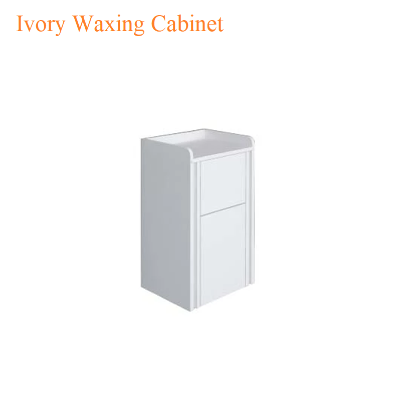 Ivory Waxing Cabinet – 21 inches