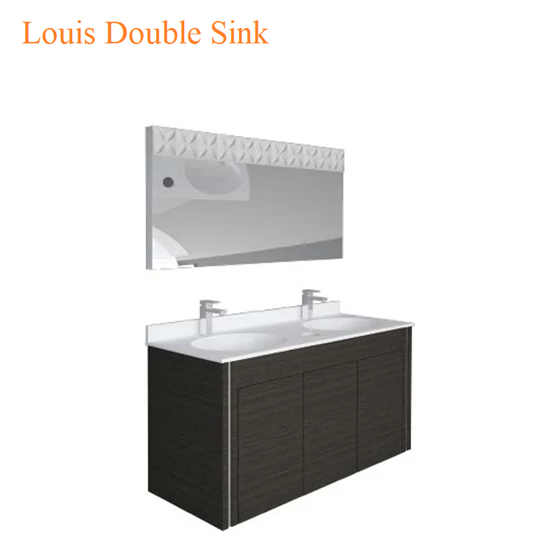 Louis Double Sink – 60 inches