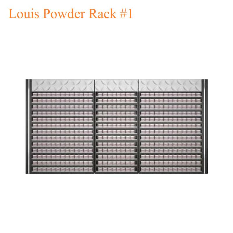 Louis Powder Rack #1 – 84 inches