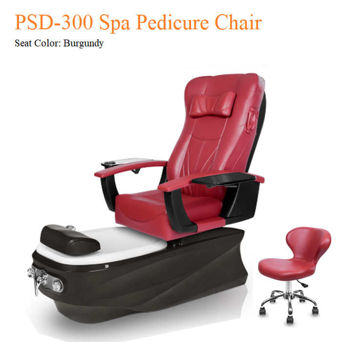 PSD-300 Spa Pedicure Chair with Magnetic Jet – Shiatsulogic Massage System