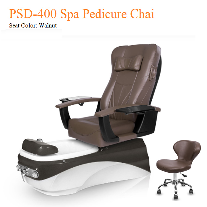 PSD-400 Spa Pedicure Chair with Magnetic Jet – Shiatsulogic Massage System