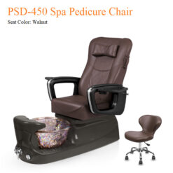 PSD-450 Spa Pedicure Chair with Magnetic Jet – Shiatsulogic Massage System