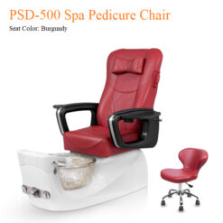 PSD 500 Spa Pedicure Chair with Magnetic Jet – Shiatsulogic Massage System 2 247x247 - Equipment nail salon furniture manicure pedicure