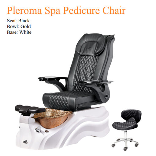 Pleroma Luxury Spa Pedicure Chair with Magnetic Jet – High Quality