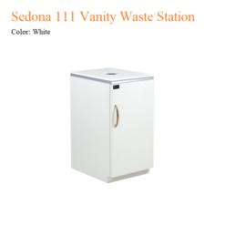 Sedona 111 Vanity Waste Station