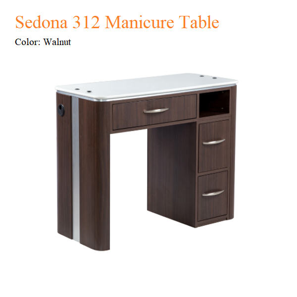 Sedona 312 Manicure Table