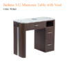 Sedona 312 Manicure Table