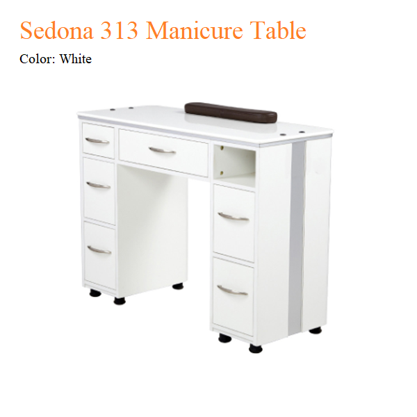 Sedona 313 Manicure Table