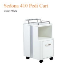 Sedona 410 Pedi Cart