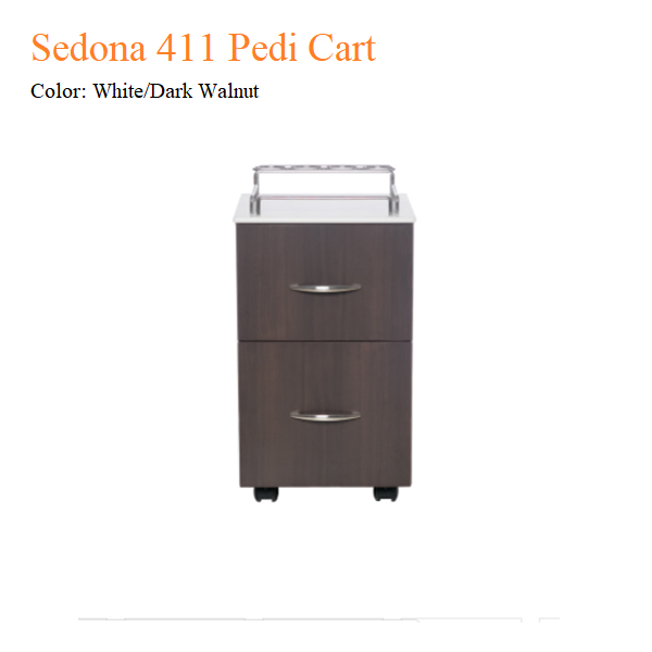 Sedona 411 Pedi Cart