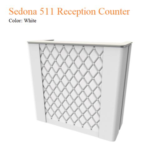Sedona 511 Reception Counter