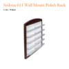Sedona 611 Wall Mount Polish Rack 2 100x100 - Kệ Trưng Bày Nước Sơn Sedona 611