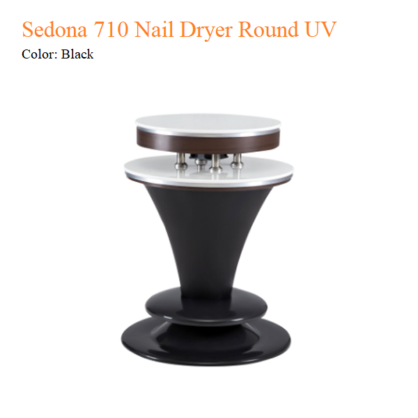 Sedona 710 Nail Dryer Round UV