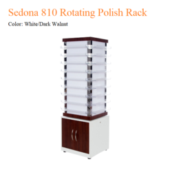 Sedona 810 Rotating Polish Rack
