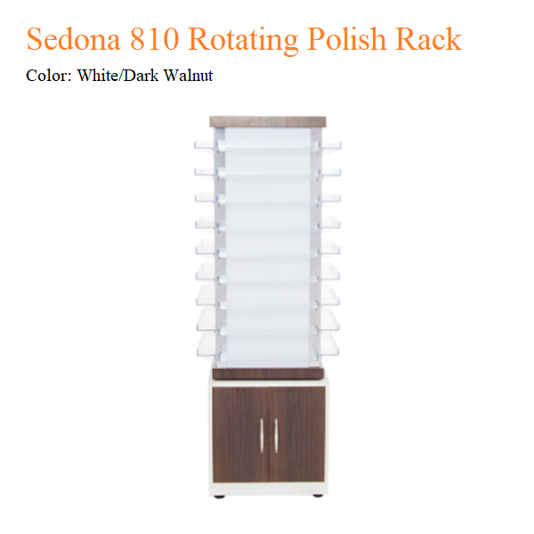 Sedona 810 Rotating Polish Rack