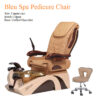 Bleu Spa Pedicure Chair with Magnetic Jet 11 100x100 - Bleu Spa Pedicure Chair with Magnetic Jet