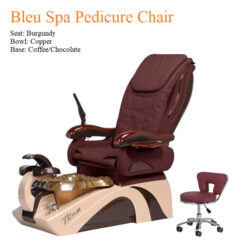 Bleu Spa Pedicure Chair with Magnetic Jet