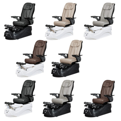 Enix II Luxury Spa Pedicure Chair with Magnetic Jet – High Quality